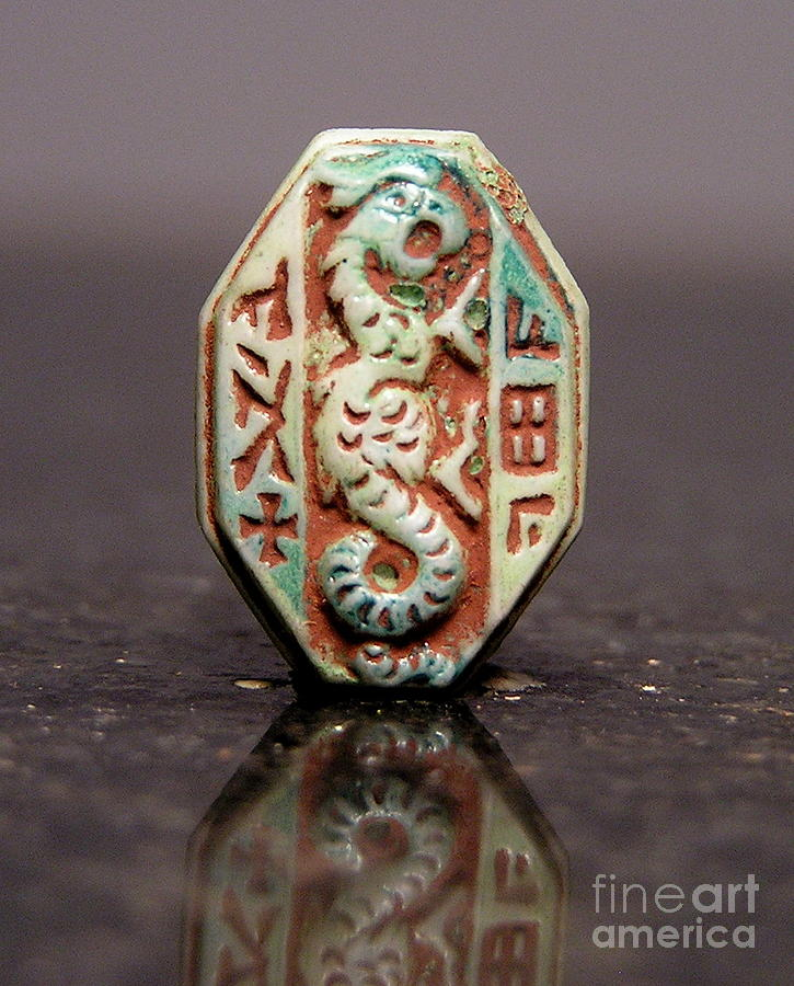 Griffin Jewelry - Egyptian 374 by Dwight Goss