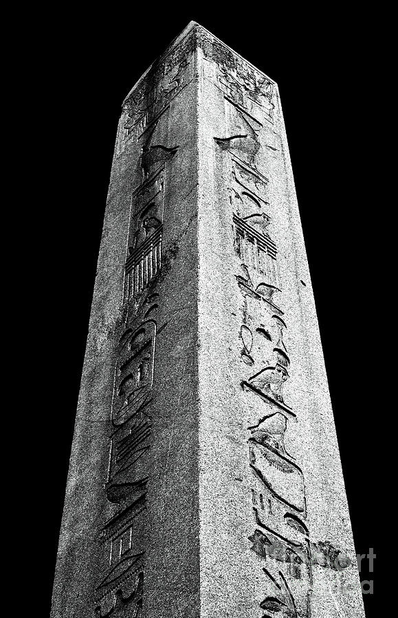 Egyptian Obelisk Photograph  - Egyptian Obelisk Fine Art Print