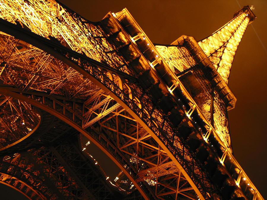 Eiffel Tower Paris France Photograph