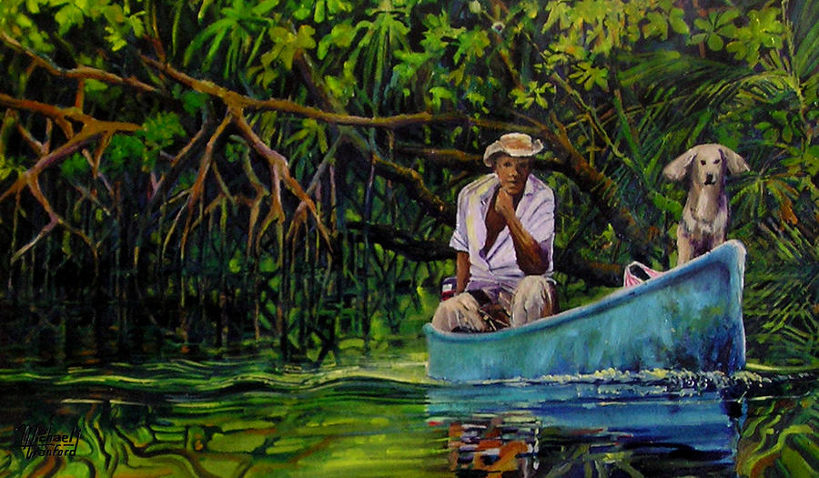 El Capitan Painting