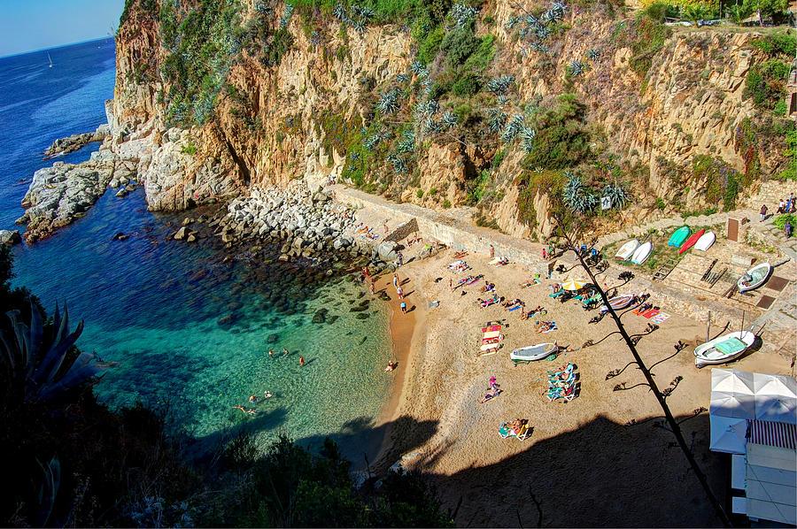 El Codolar Beach  Photograph