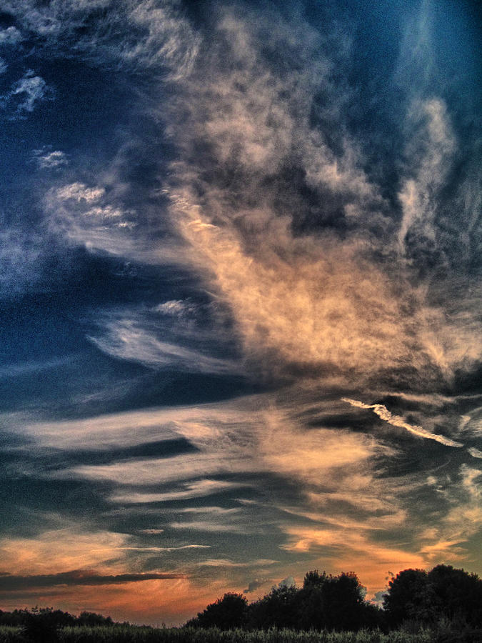 El Greco Sunset Photograph