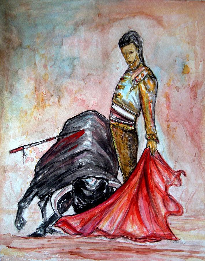 Matador Painting Artists