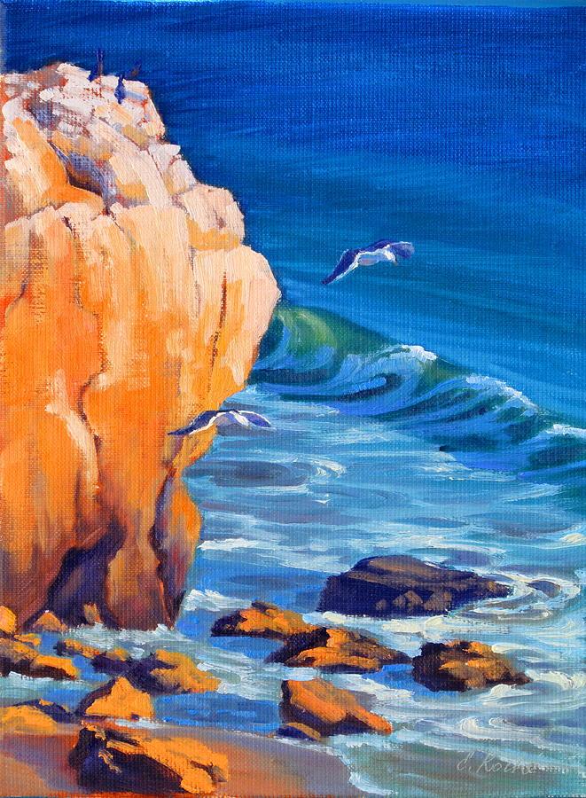 Elena Roche Painting - El Matador Calm by Elena Roche