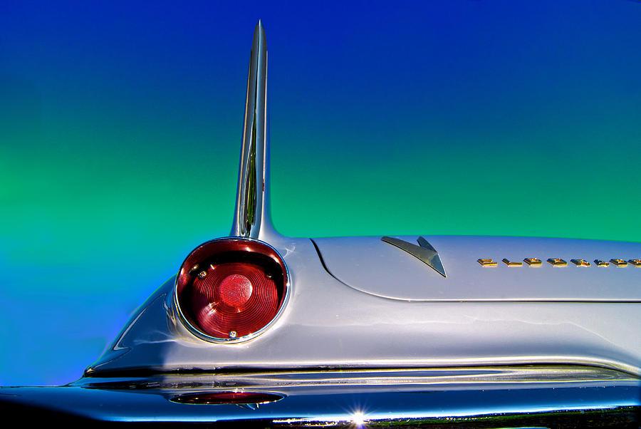 Car Pyrography - Eldo by Paul Barkevich