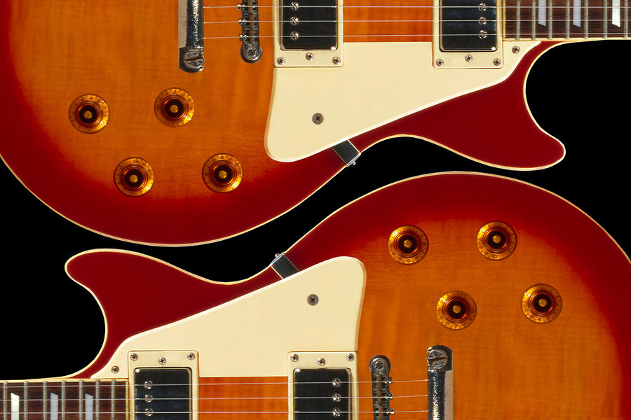 Electric Guitar II Photograph  - Electric Guitar II Fine Art Print