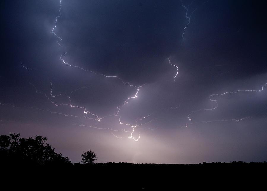 Electric Sky Photograph