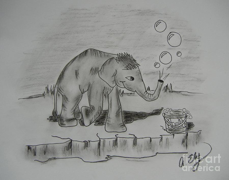 Elefunt Drawing