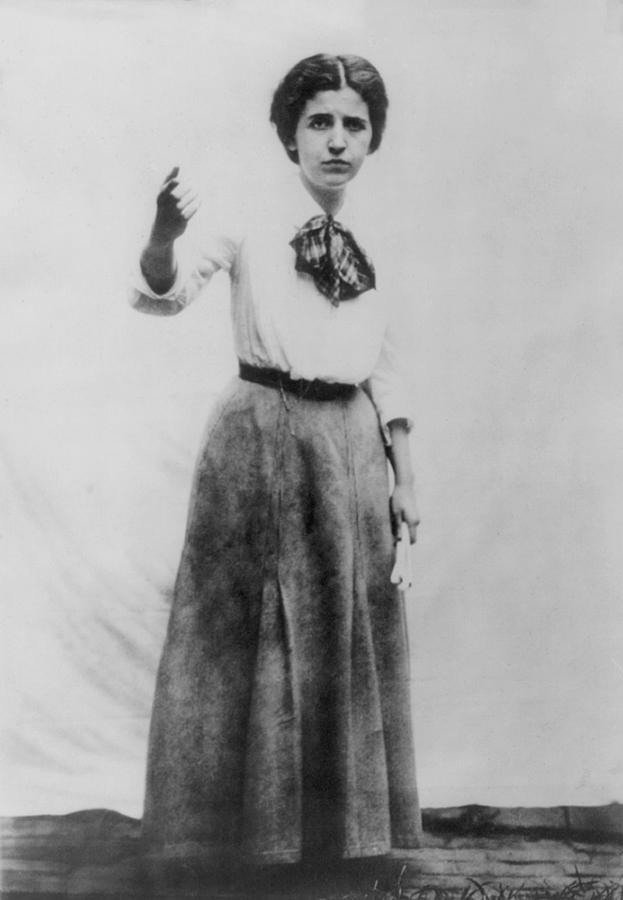 Elizabeth Gurley Flynn 1890-1964, Labor Photograph
