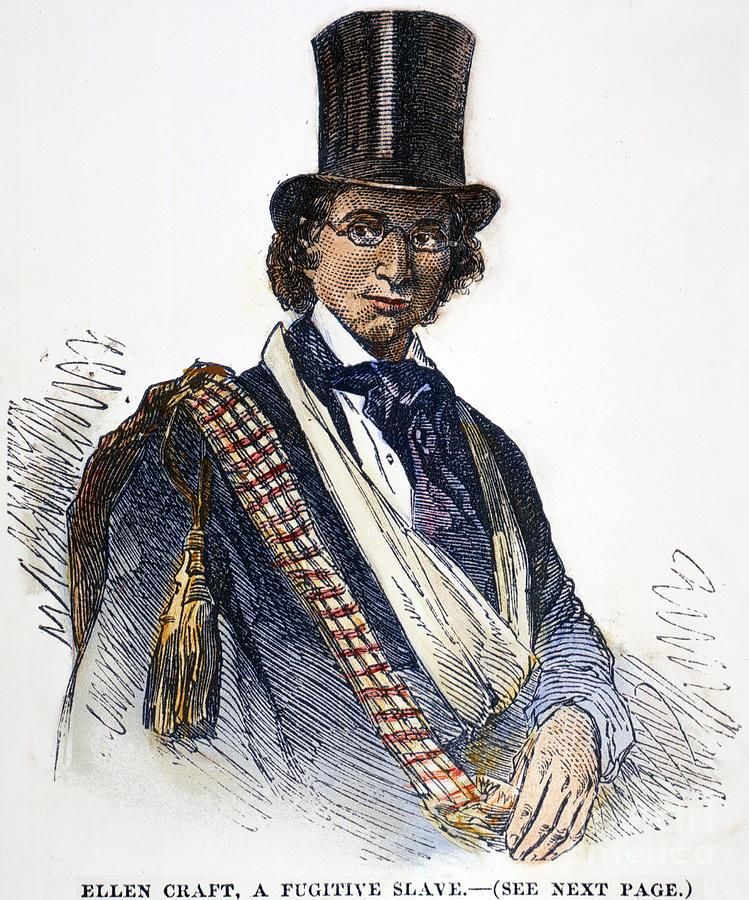 Ellen Craft (1826-1897) Photograph