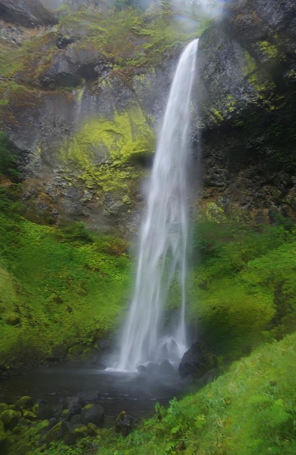 Elowah Falls Photograph