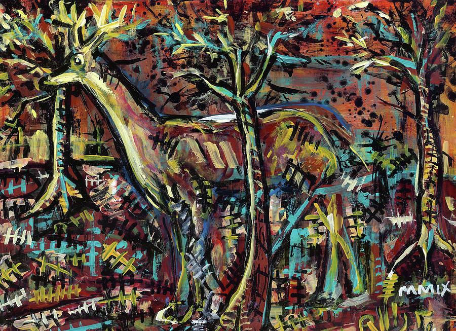 Elusive Painting