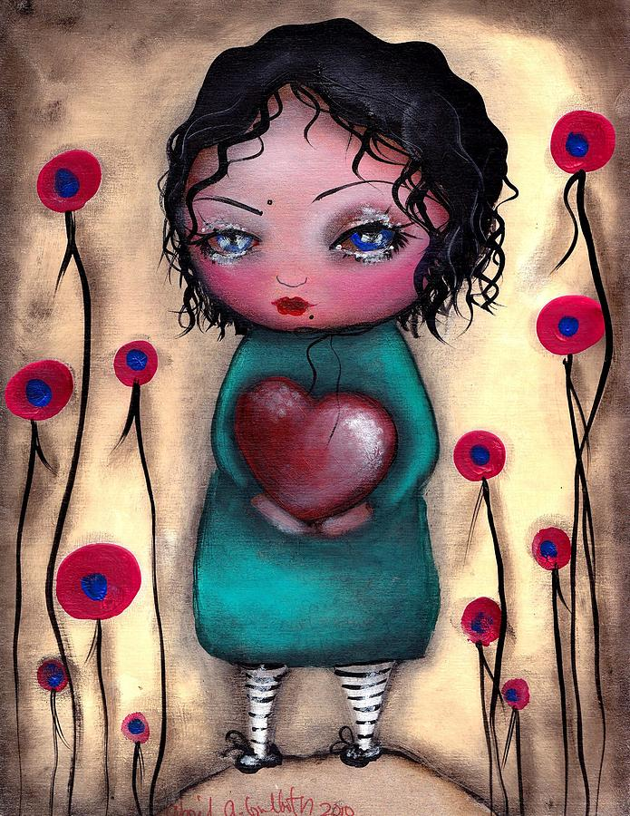Elviras Heart  Painting