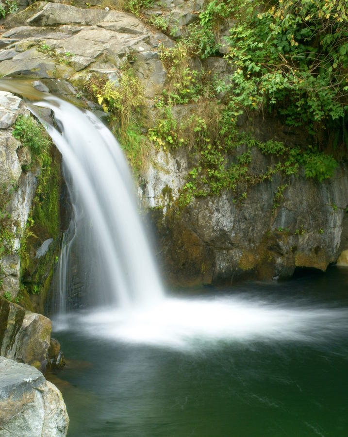 Emerald Falls Photograph