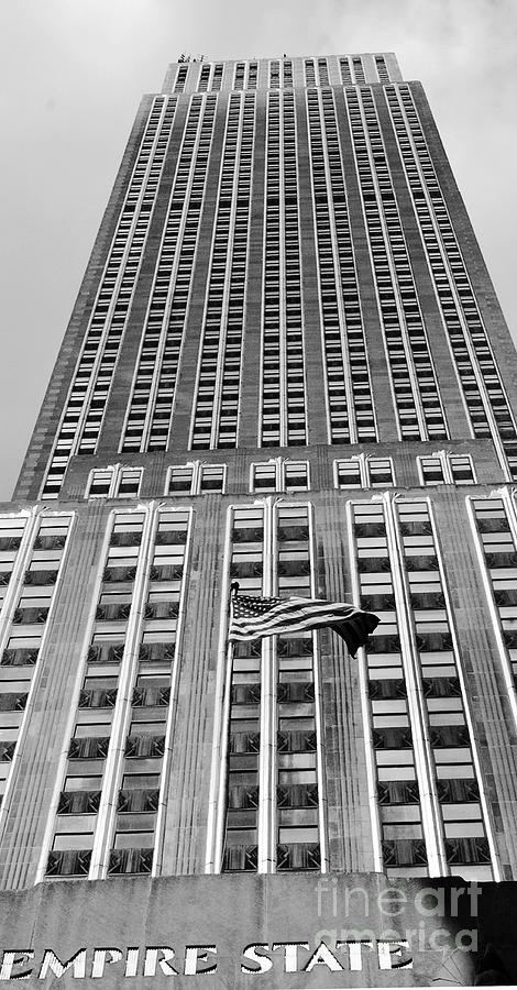 Empire State Of Mind Photograph  - Empire State Of Mind Fine Art Print