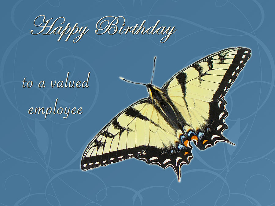 Greeting Cards For Employees
