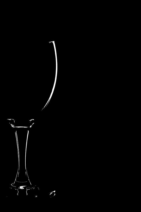 Alcohol Photograph - Empty Space by Gert Lavsen