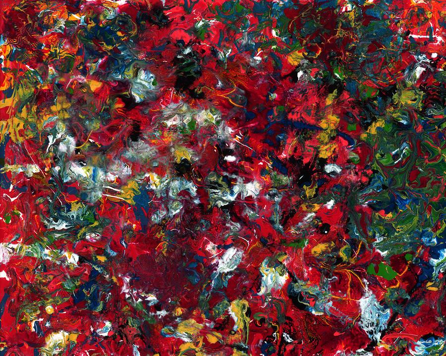 Enamel 1 Painting