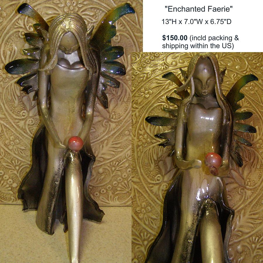 Enchanted Faerie Sculpture