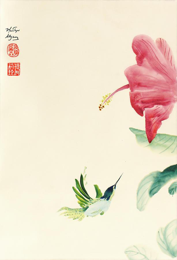 Enchanting Nectar Painting