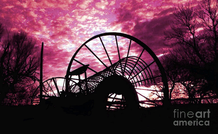 End Of The Day Photograph  - End Of The Day Fine Art Print