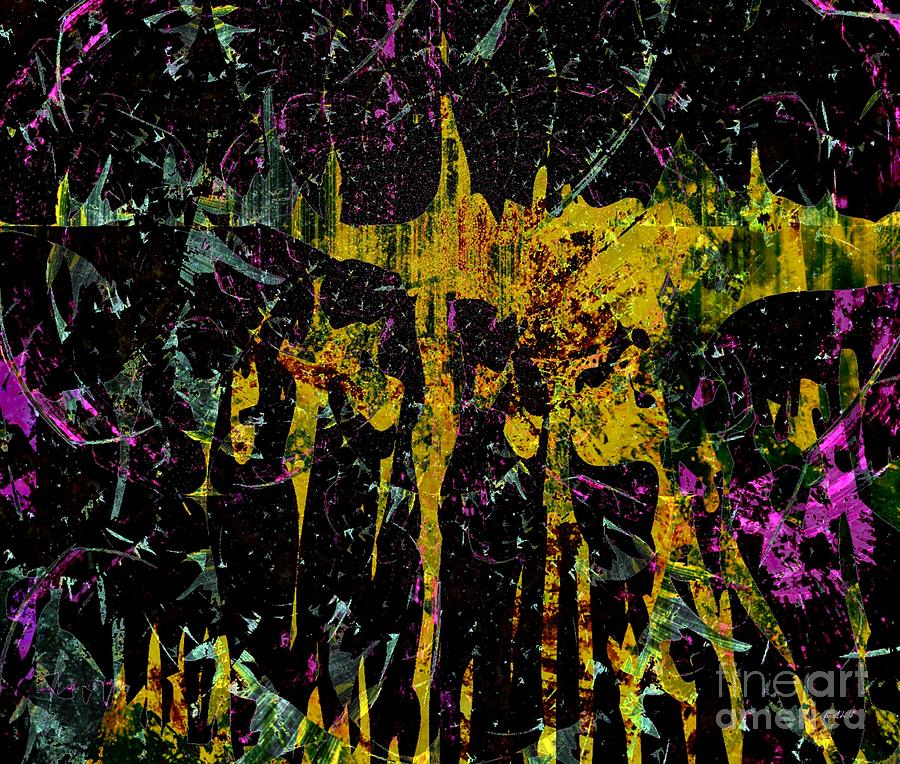 Energy Dance Mixed Media  - Energy Dance Fine Art Print