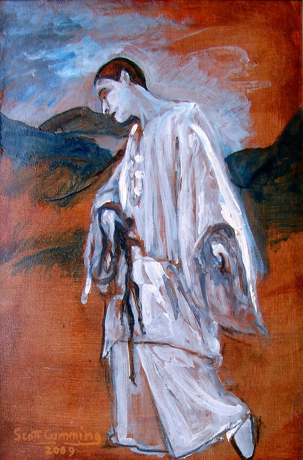 Enfants Du Paradis Painting