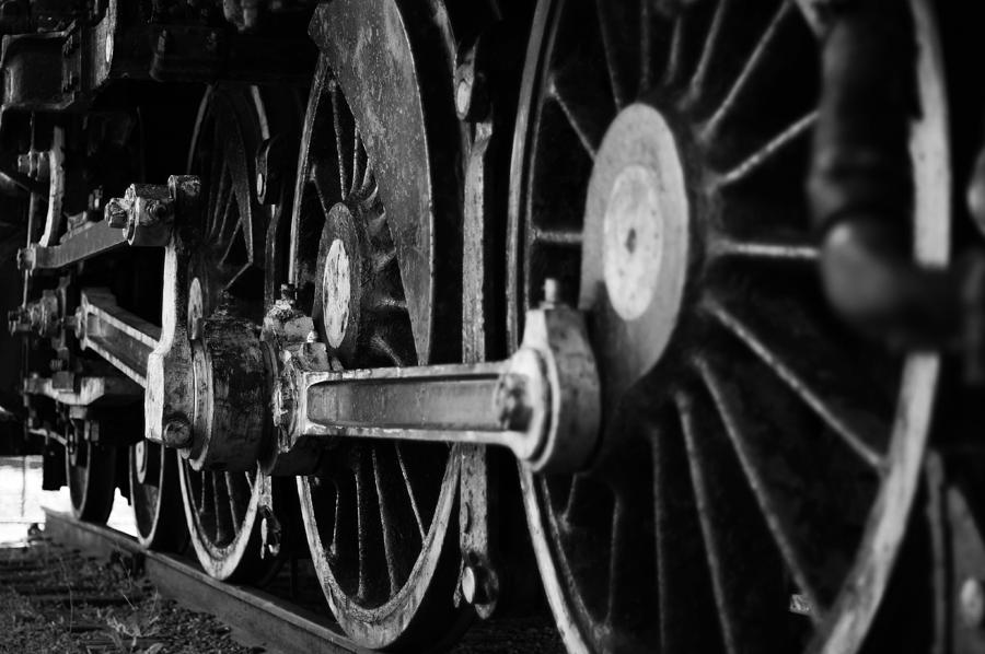 Engine 470 Photograph  - Engine 470 Fine Art Print