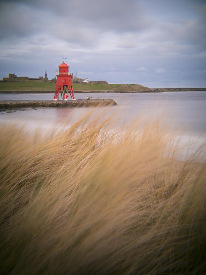 England, Tyne & Wear, South Shields. Photograph  - England, Tyne & Wear, South Shields. Fine Art Print
