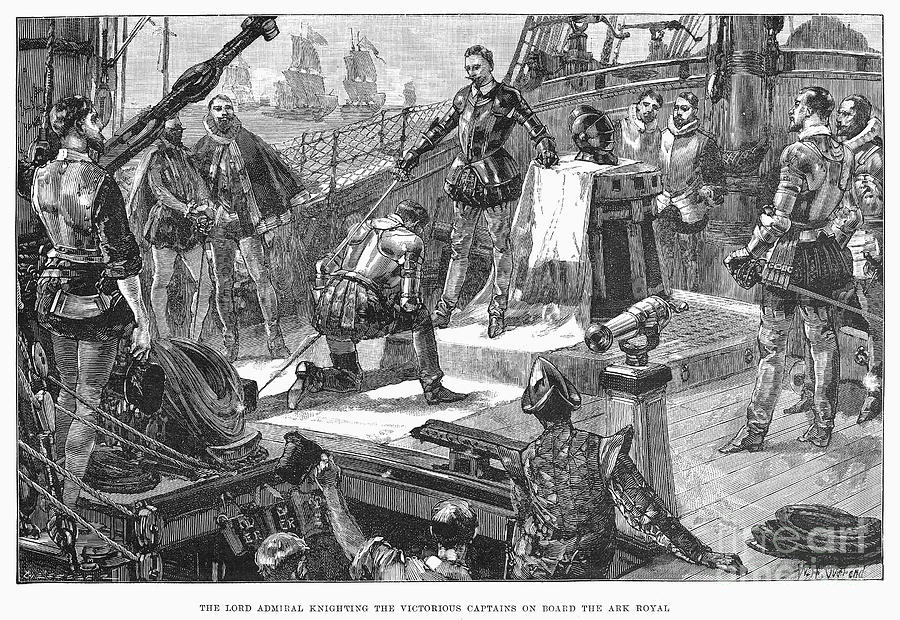 England: Victory, 1588 Photograph