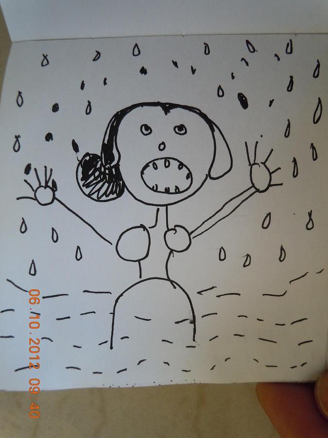 Enjoying Life Drawing