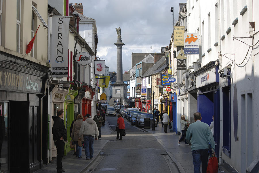 Ennis Ireland  city photos : Ennis Ireland is a photograph by David Theroff which was uploaded on ...