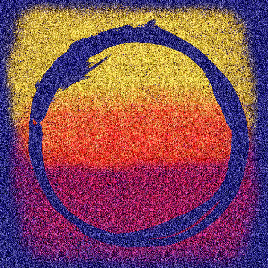 Enso 6 Painting