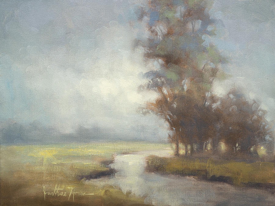 Landscape Painting - Enter In by Jonathan Howe