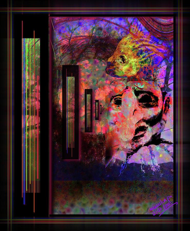 Enter Sandman Digital Art