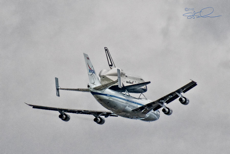 Enterprise 7 Photograph