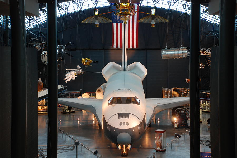 Enterprise Space Shuttle Photograph