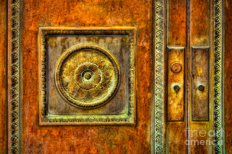 Entrance Photograph  - Entrance Fine Art Print