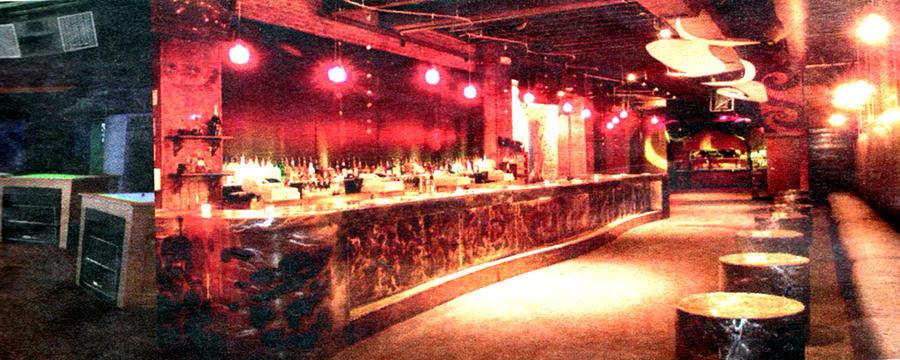 Envy Nightclub Detroit Sculpture