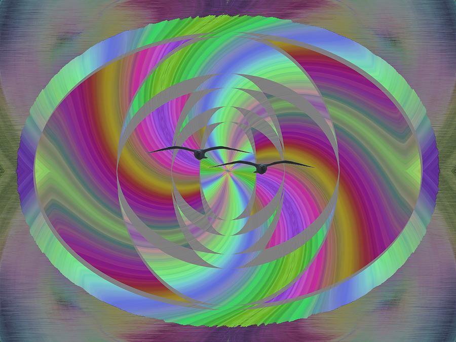 Equilibrium Digital Art