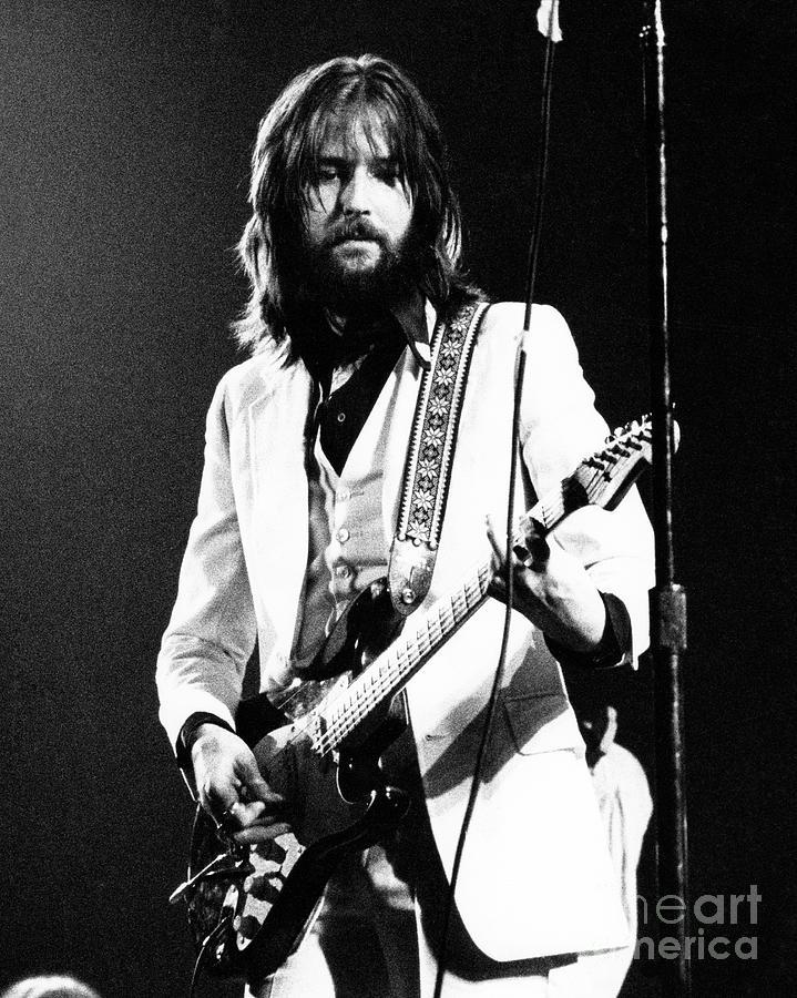 Eric Clapton 1973 Photograph