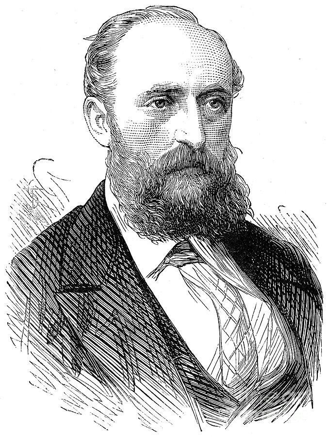 Ernest Giles (1835-1897) Photograph