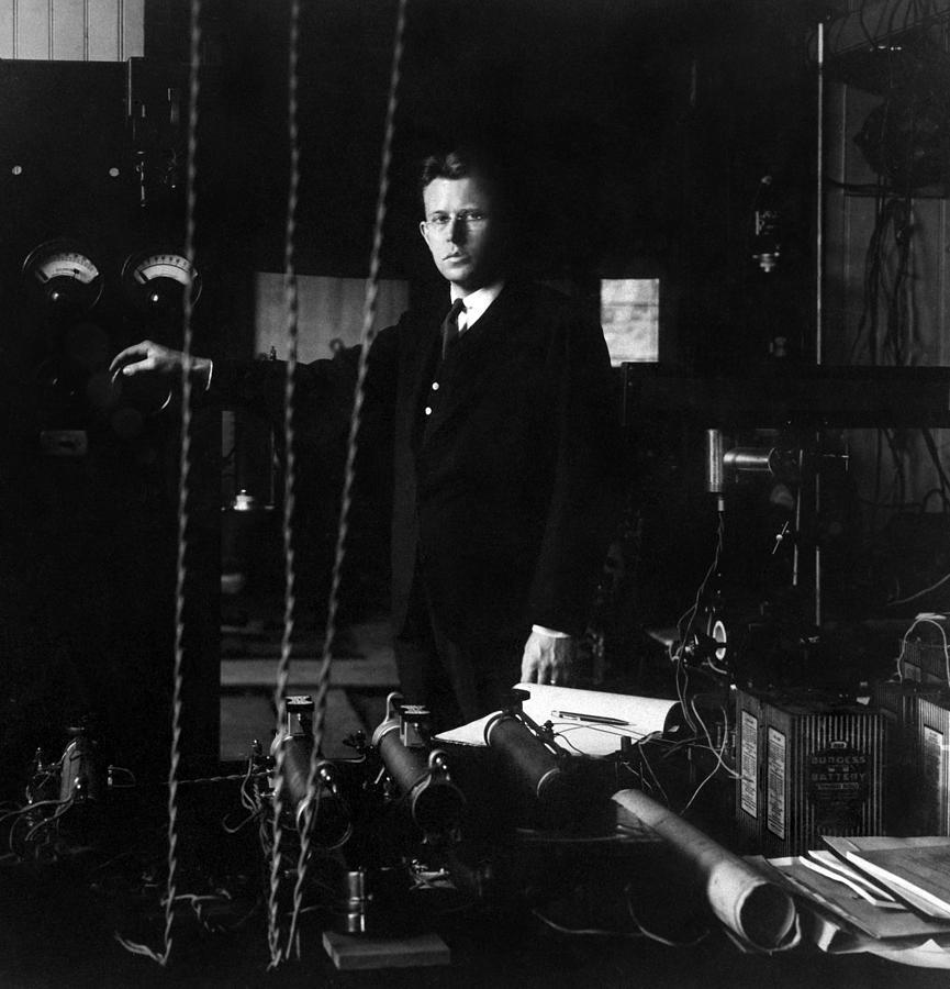 Ernest Orlando Lawrence 1901-1958 Photograph