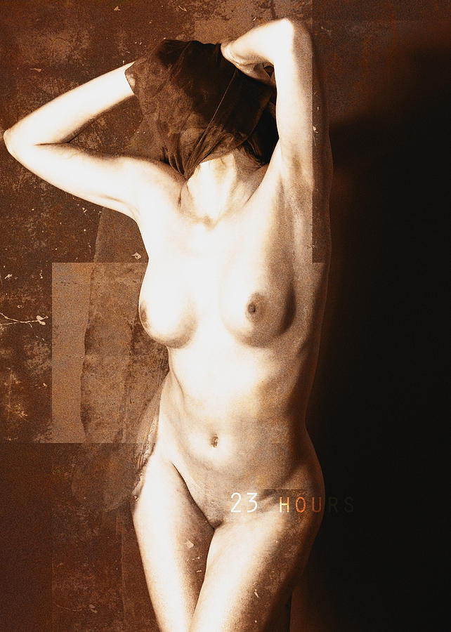 Erotic Art  23 Hours Photograph  - Erotic Art  23 Hours Fine Art Print