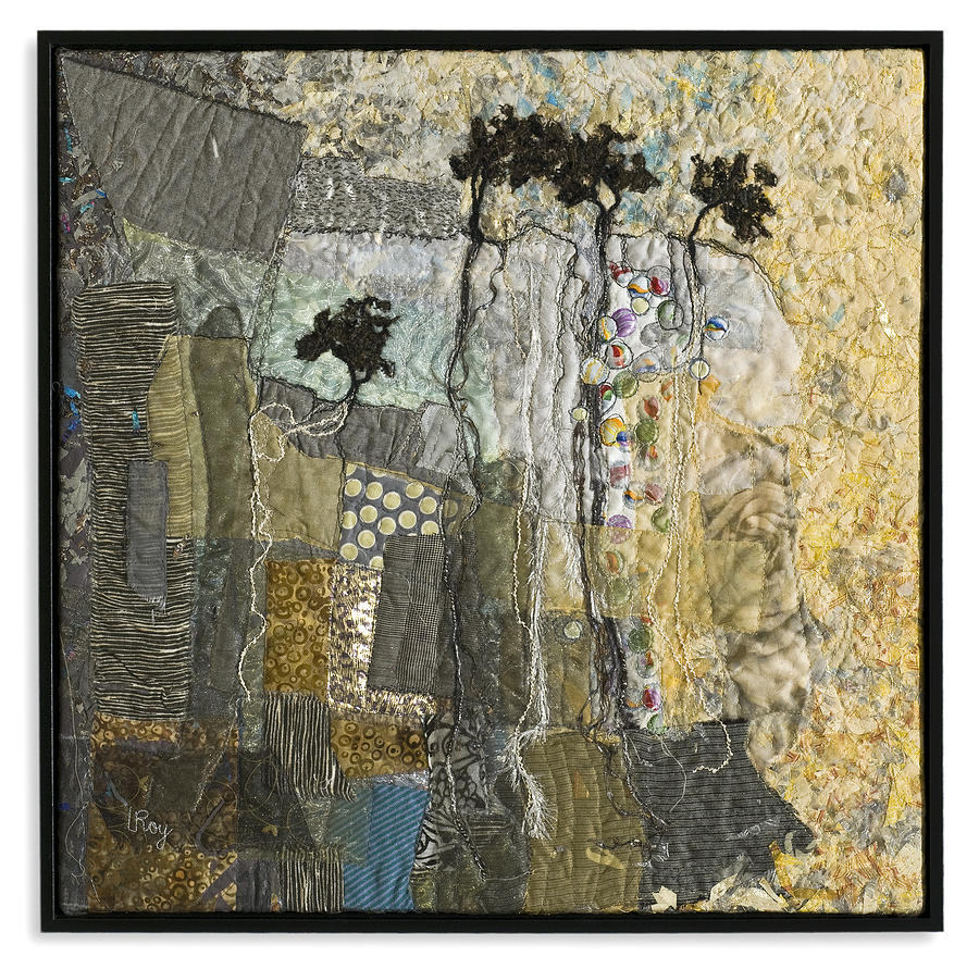 Escarpment 16 Tapestry - Textile