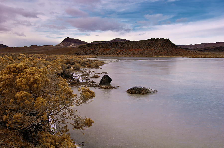Et Lake II Photograph