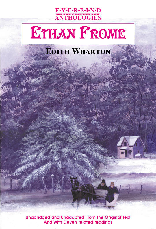 a comparison of the book and the movie ethan frome