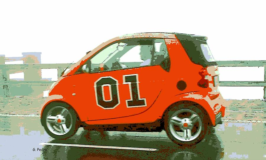 European General Lee Photograph