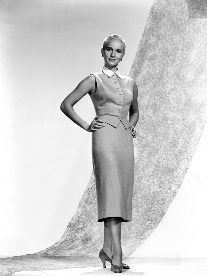 Eva Marie Saint, 1956 Photograph