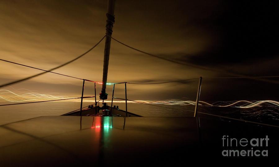 Evening Sail Photograph